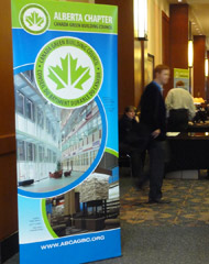 Alberta Sustainable Building Symposium 2013