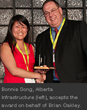 Leader Awards Recipient: Bonnie Dong