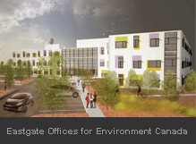 Eastgate Offices for Environment Canada