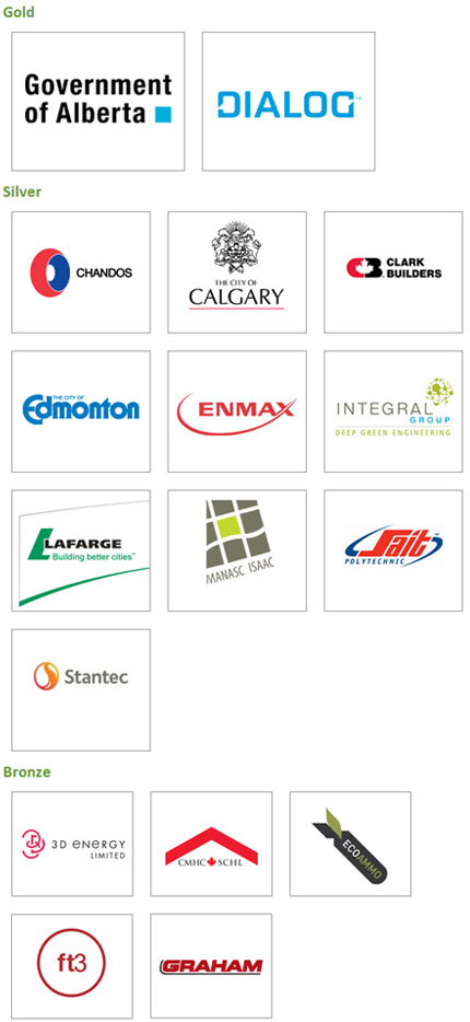 2014 CAGBC Sponsors
