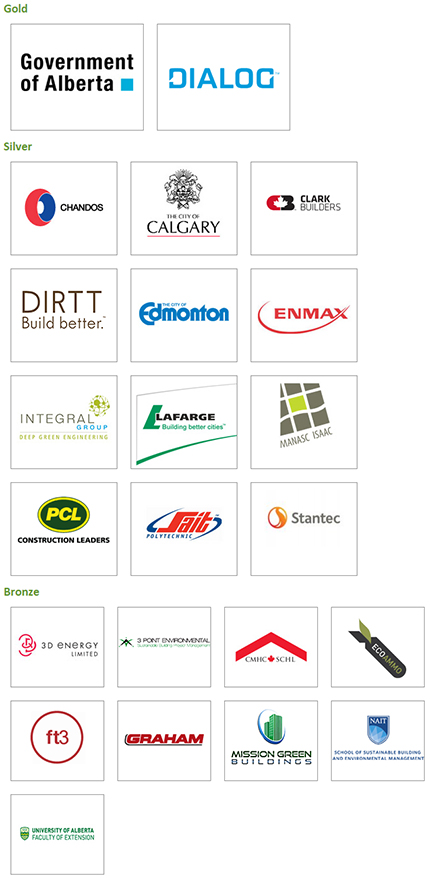 2015 CAGBC Sponsors